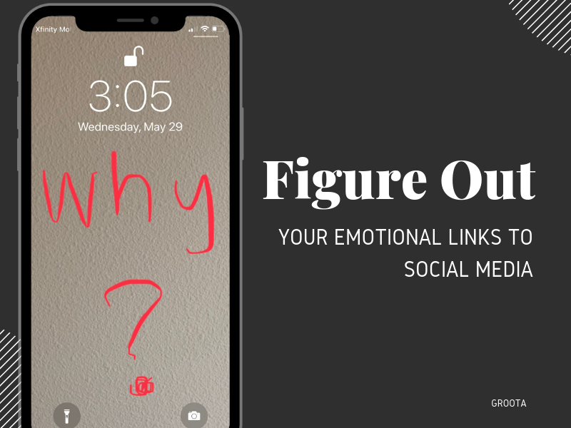 a simple way to figure out the emotional link to your social media addiction